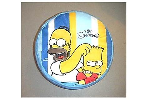 Puf hinchable The Simpson Diam.CM.38 - Altura Cm.25: Amazon ...