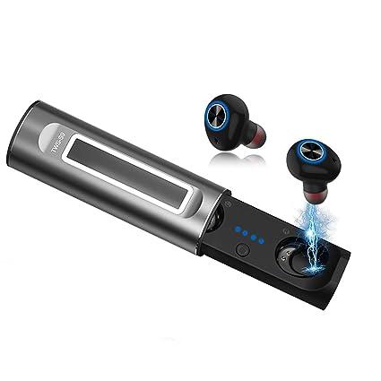 FZ Auriculares Inalambricos Bluetooth - Auriculares in Ear Estéreo, CVC 6.0 Alta Resistencia al Ruido