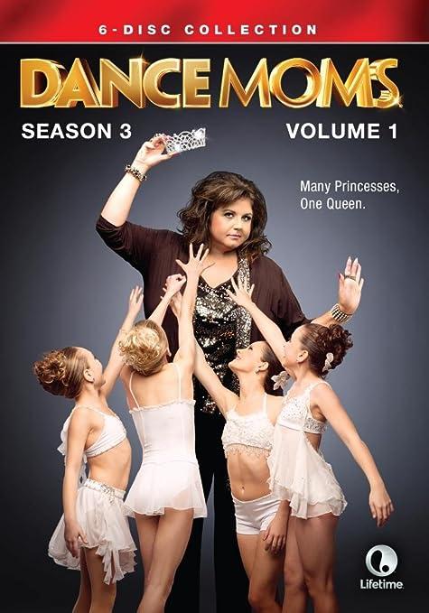 Amazon Com Dance Mom S Season 3 V1 Various Various Abby Lee Miller Various Various Movies Tv