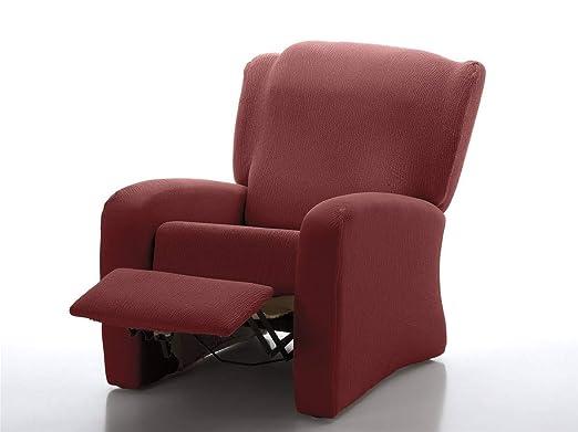 CAÑETE - Funda sillón Relax Daniela - Color Rojo