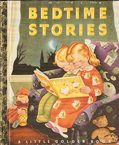 Bedtime Stories (1942) (Book) illustrated by Gustaf Tenggren