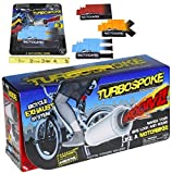 TurboSpoke Bicycle Exhaust System Add-On Accessory _ with BONUS MotoCard Refill 3-Pack _ Bundle offers