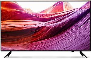 OCYE Smart TV 50 Pulgadas WiFi Video Chat, Panel HD, Pantalla Dura IPS, Pantalla De Computadora Compatible con Múltiples Dispositivos, Conexión USB2.0