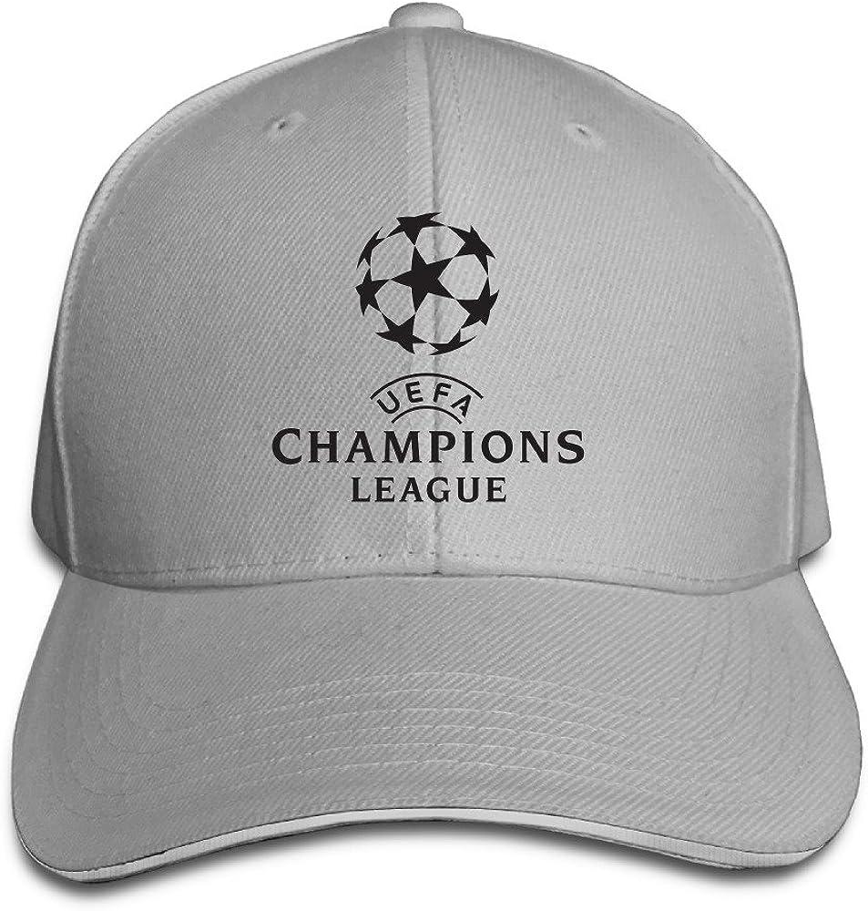 uefa champions league logo snapback dad hat sandwich caps amazon ca clothing accessories amazon ca