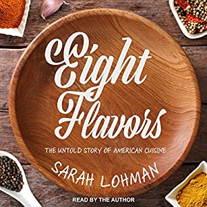 Eight Flavors Audiobook