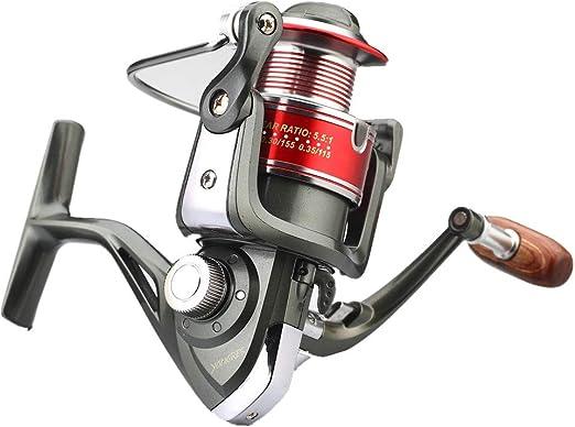 Carrete de pesca Carrete para agua salada o de agua dulce ...