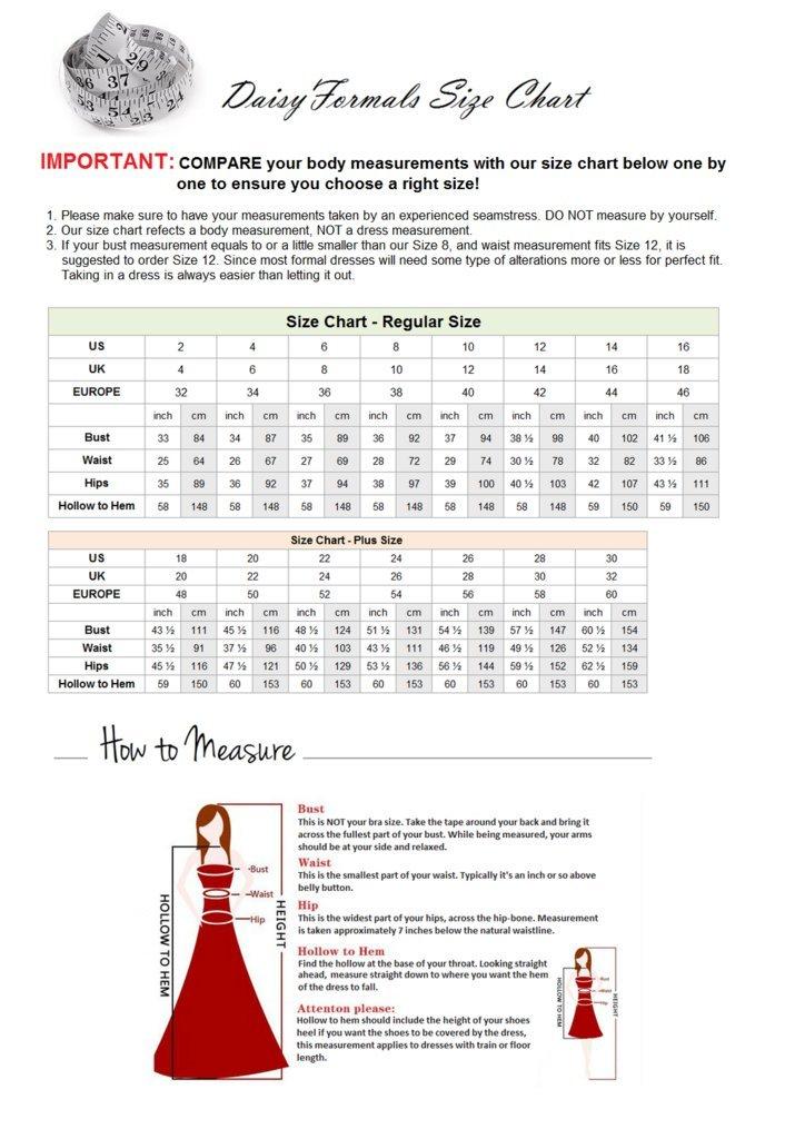 DaisyFormals Short High-Low Formal Dress V-Neck Chiffon Bridesmaid Dress(BM2422)- Gray by DaisyFormals (Image #4)