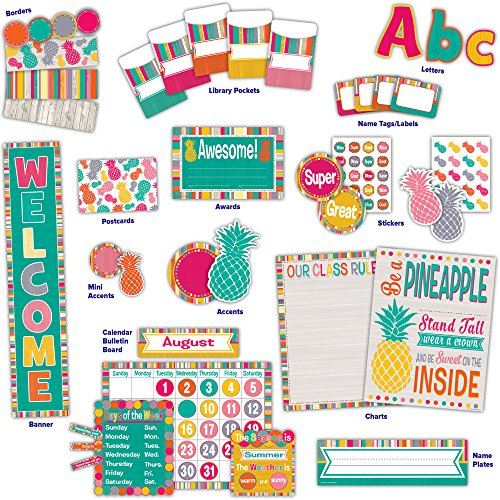 Tropical Punch Collection Classroom Environment by Teacher Created Resources