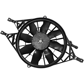 52030033AE CH3115139 New Cooling Fan Assembly for Dodge Dakota Durango 2000-2003