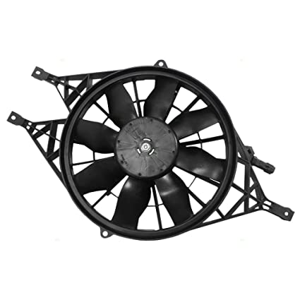 Amazon Com Radiator Cooling Fan Replacement For Dodge Pickup Truck
