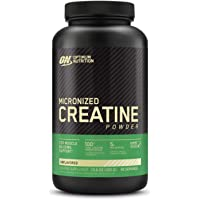 Optimum Nutrition Micronized Creatine Monohydrate Powder, 10.5oz, 57 Servings