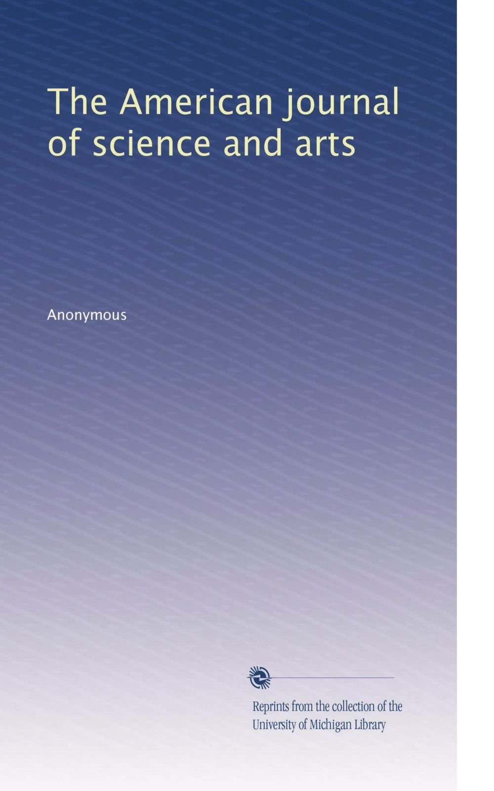 Download The American journal of science and arts PDF