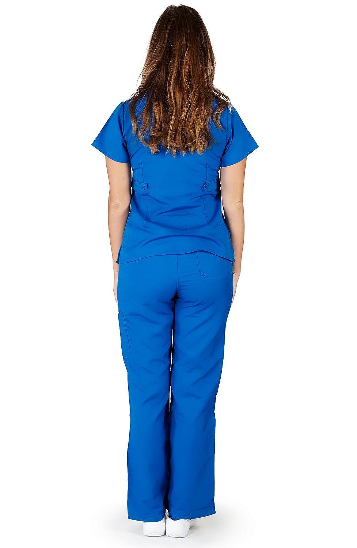 UltraSoft Premium Medical Nursing Scrubs Image 2