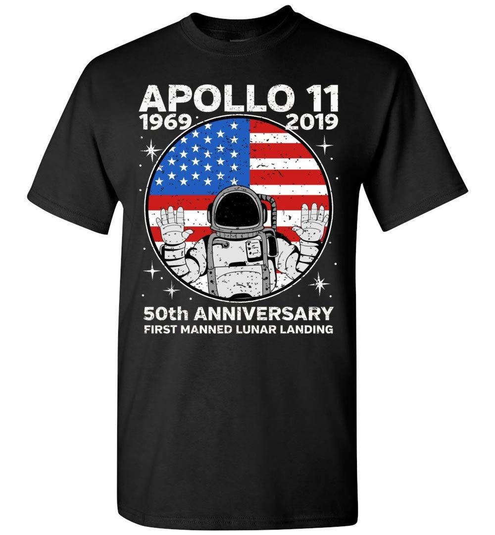 Vintage Apollo 11 50th Anniversary 1969 2019 T Shirt