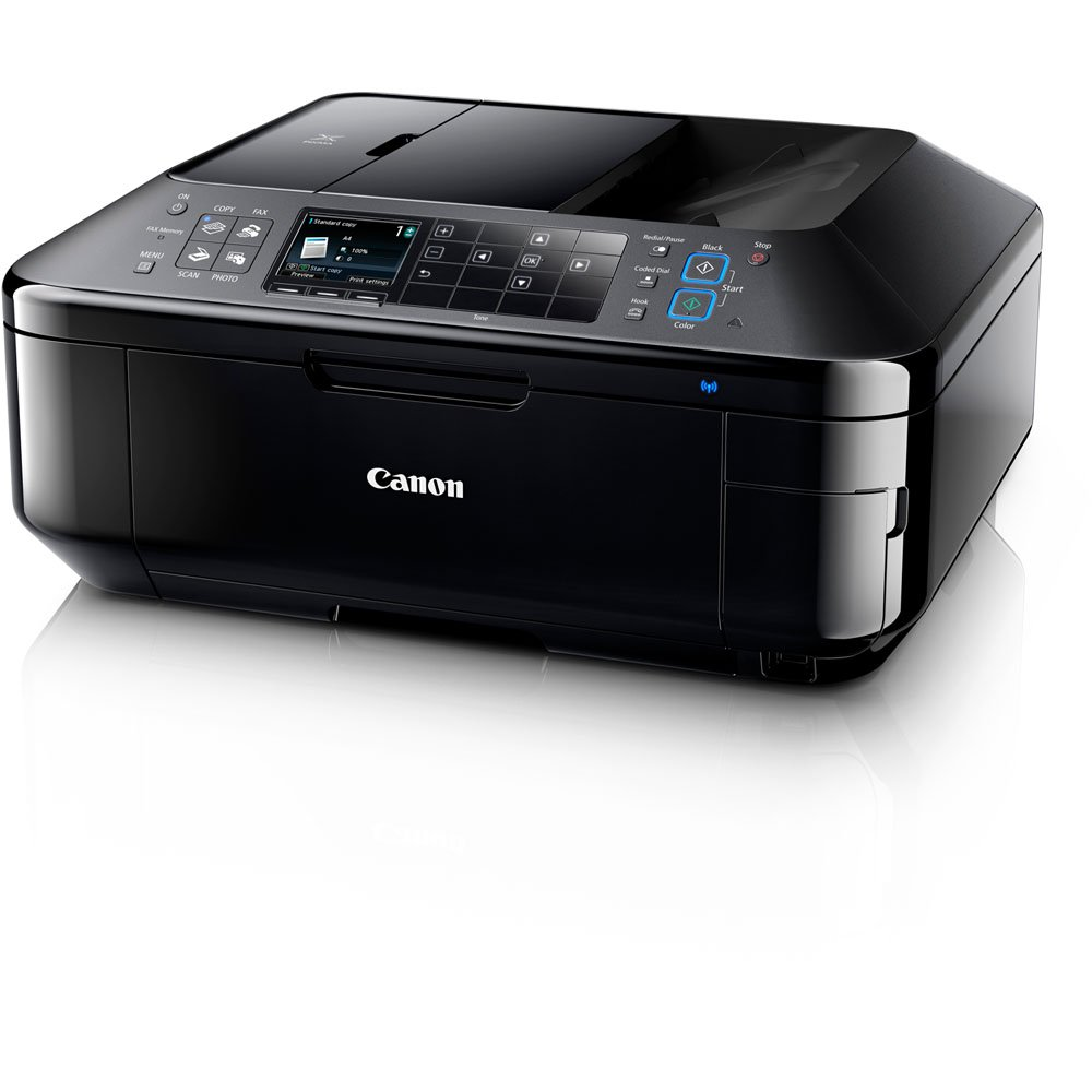 Canon PIXMA MX892 Wireless Color Photo Printer with Scanner, Copier and Fax
