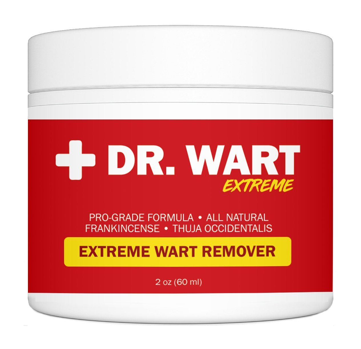 DR  WART - Extreme Wart Remover - Works on All Warts! - Plantar Warts,  Common Warts, Flat Warts, Warts on Hands, Body and Feet - No More Warts  with