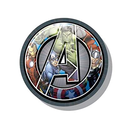Amazon.com: character Marvel Avengers Round Shapped Pillow ...