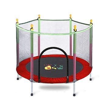 Trampolines Cama elástica para niños con recinto de ...