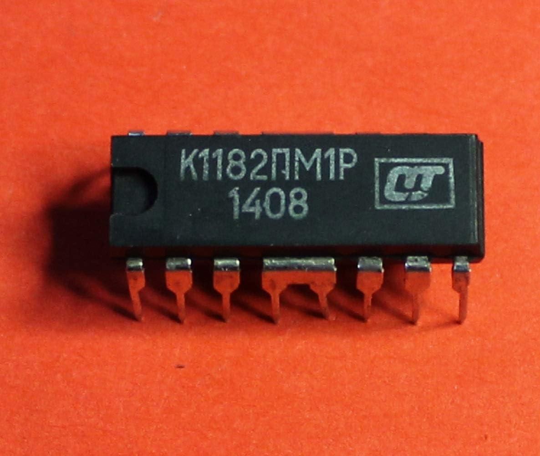 Microchip USSR  Lot of 1 pcs Details about  /KR1804VA3 = AM2916APC IC