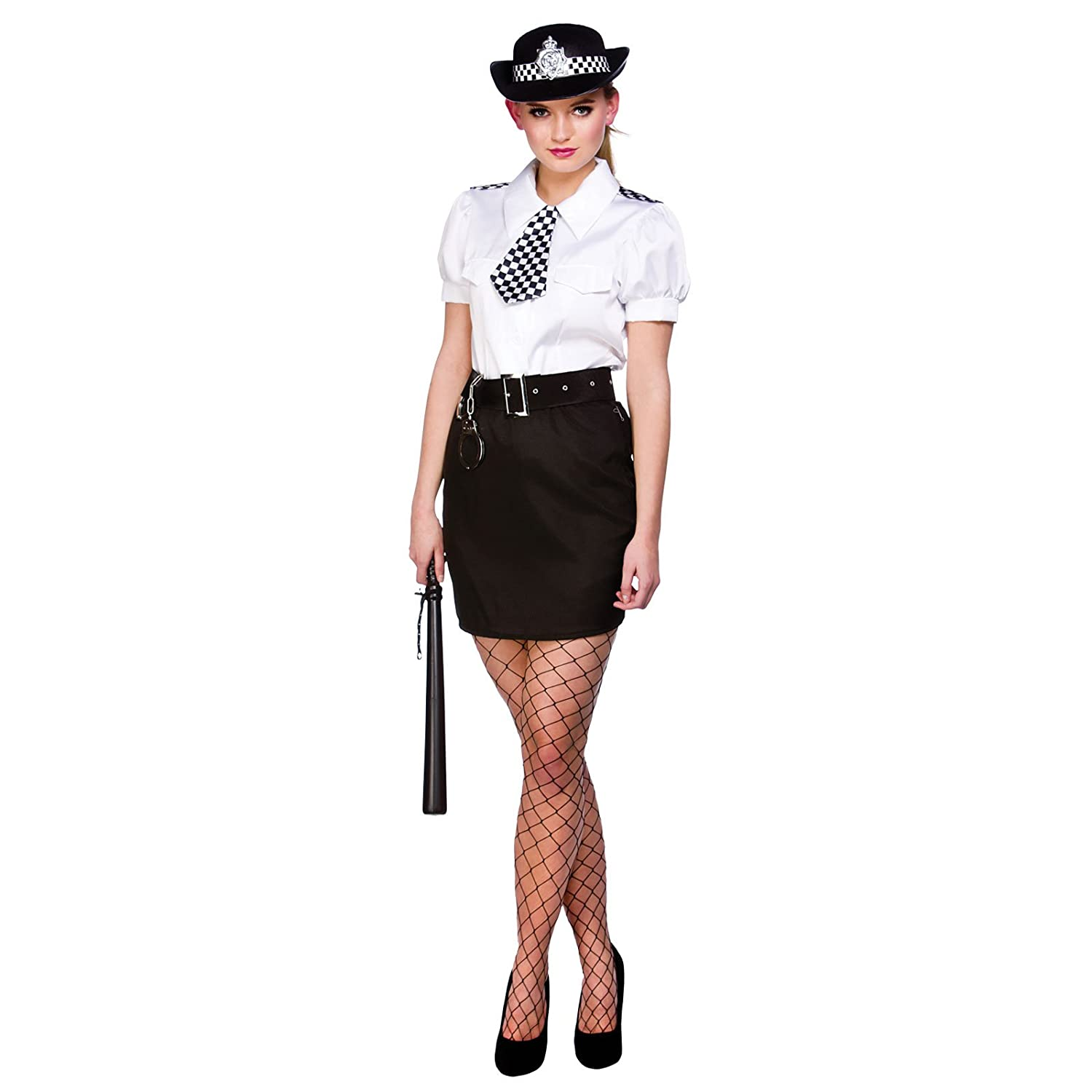 Adults Ladies Constable Cutie Costume for Policeman Police Cop Fancy Dress Amazon.co.uk Toys u0026 Games  sc 1 st  Amazon UK & Adults Ladies Constable Cutie Costume for Policeman Police Cop Fancy ...