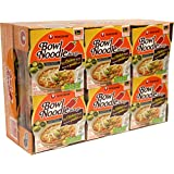 Nongshim NS26257 Spicy Chicken Bowl Noodle Soup, 1.03-Kilogram