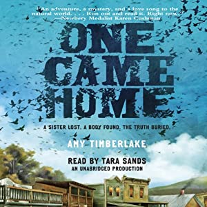 One Came Home Audiobook