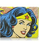 Dynomighty Men's Mighty Wallet Wonder Woman Vintage