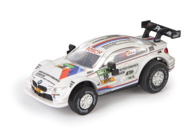 SIMM Spielwaren Darda 50301 Darda voiture course Formula Rouge/Blanc env. 9 cm 4006942749607