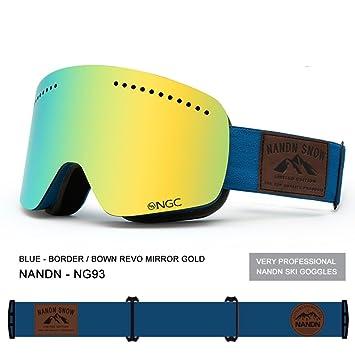 03d98068d53 SE7VEN Kids frameless ski goggles