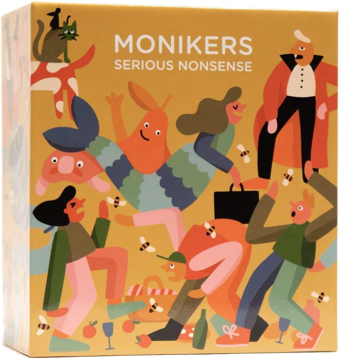 Monikers: Serious Nonsense with Shut Up & Sit Down