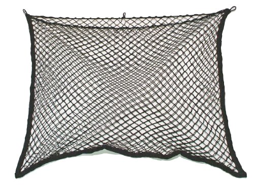 MIDE Products TN-LG-JH Large Toy Storage Net with 3-Plastic Screw-On Hooks