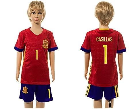 Top Venta de España 1 Iker Casillas Home para niños Kid jóvenes ...