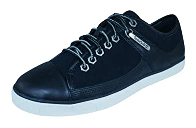 92b7e522027d Timberland Deering F L Oxford Womens Sneakers Shoes-Black-5.5