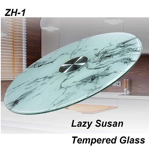 ZH-1 Vintage Lazy Susan para Mesa de Comedor, Bandeja giratoria de ...