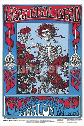 Grateful Dead - Family Dog Poster Print