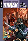 img - for Ninjak Deluxe Edition Book 1 book / textbook / text book