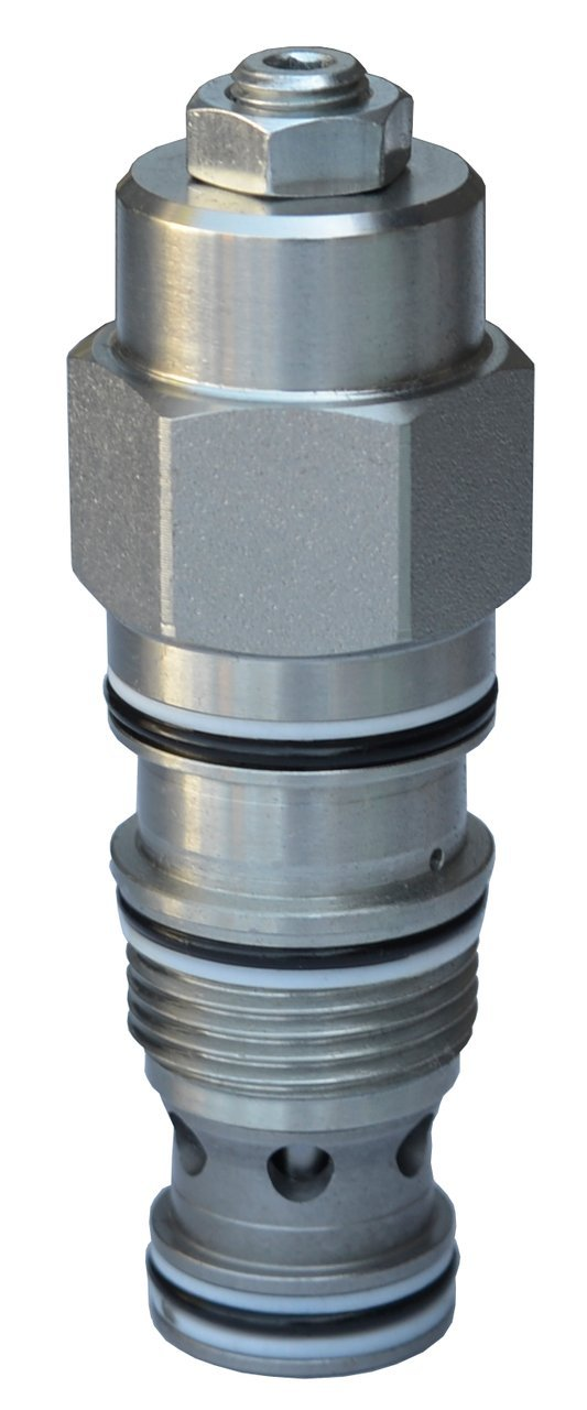 Counter Balance Valve Comparable Replacement to Sun Hydraulics CBEA-LHN