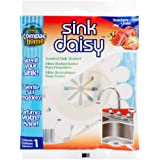 Compac Sink Daisy Strawberry scented sink strainer (Pack of 12)