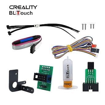 Creality 3D Versión Mejorada BL-Touch Kit Sensor de Nivel ...