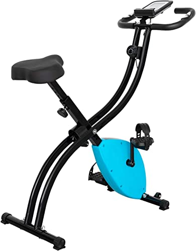 iHomey Upright Stationary Exercise Bike