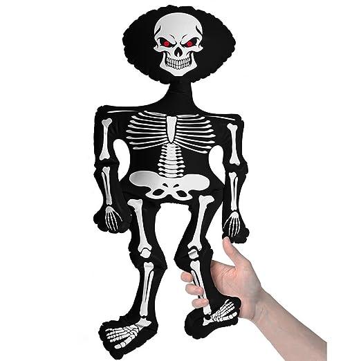 HC de Comercio 922248 hinchable Esqueleto huesos Andamio ...