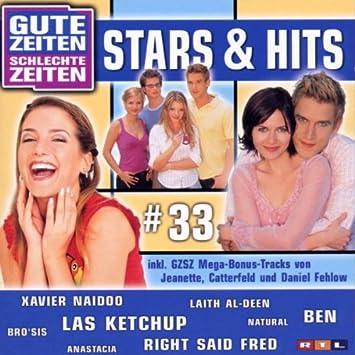 Gzsz Vol33 Stars Hits Various Amazonde Musik