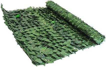 Finta Siepe In Plastica.Verdevip Siepe Artificiale Finta Da Esterno Rotolo 01x03 Mt 3mq