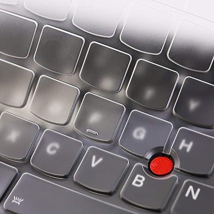 Amazon.com: Premium Thin Clear Keyboard Cover for Thinkpad ...