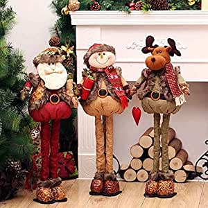 The christmas toy xmas decorations snowman for Home decorations amazon