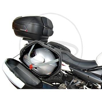 Shad S0BN61IF Soporte Maletas 3P System para Suzuki Gsx 650F Negro: Amazon.es: Coche y moto