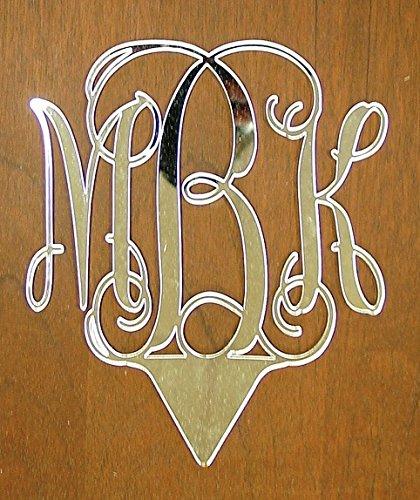 monogram-3-letter-cake-topper-gold-mirror-acrylic-1-8-x-6