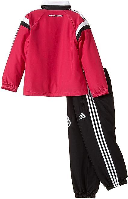 adidas F84081 - Chándal para niño, Rosa (Blast Pink F13/Black ...