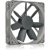 Noctua NF-S12B redux-1200, High Performance Cooling Fan, 3-Pin, 1200 RPM (120mm, Grey)