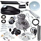 """Introduction: 80CC 2-stroke engine kit will fit 26"""" or 28"""" Bicycle. This bike motor kit comes with everything that you will need, except gas and oil! You will be able to stop or start the engine as you ride. If you want instruction ,pl..."""